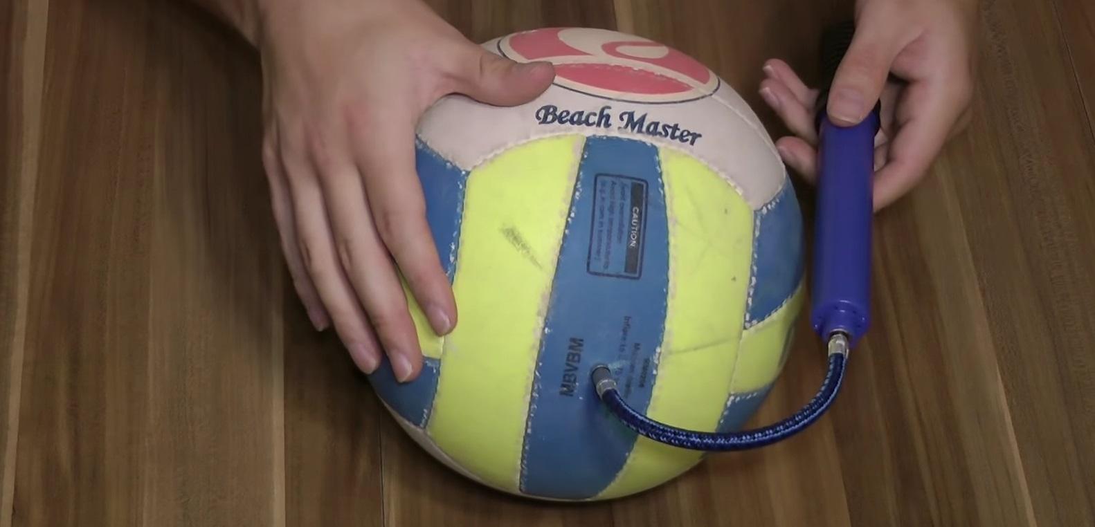 Ballpumpe