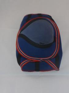 Das Bild zeigt einen TSM Knieschoner wie er auch von vielen Volleyball-Profis getragen wird