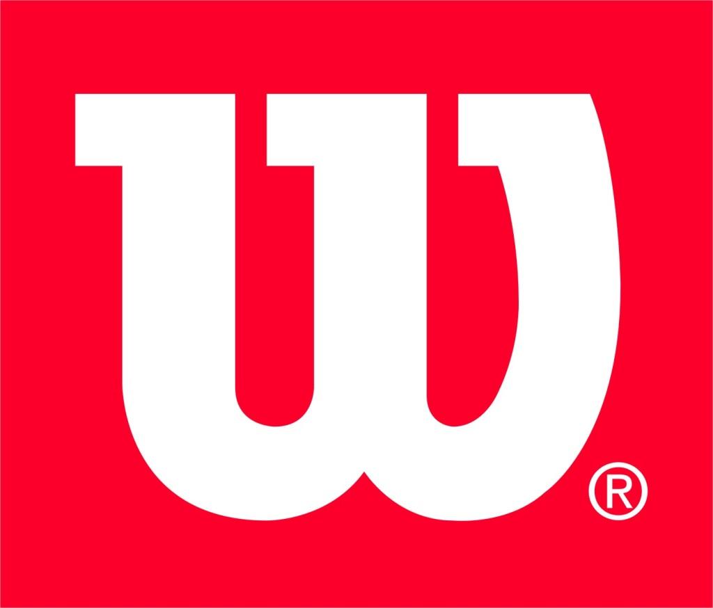 Das Bild zeigt das Logo der Wilson Sporting Goods.