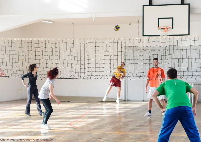 Einstieg in den Volleyball – wie fange ich mit dem Volleyballspielen am besten an?