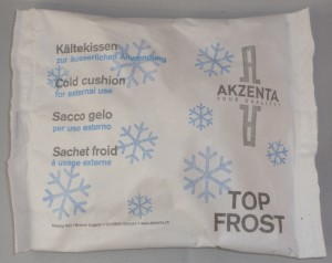 Das Bild zeigt ein Kühlpack