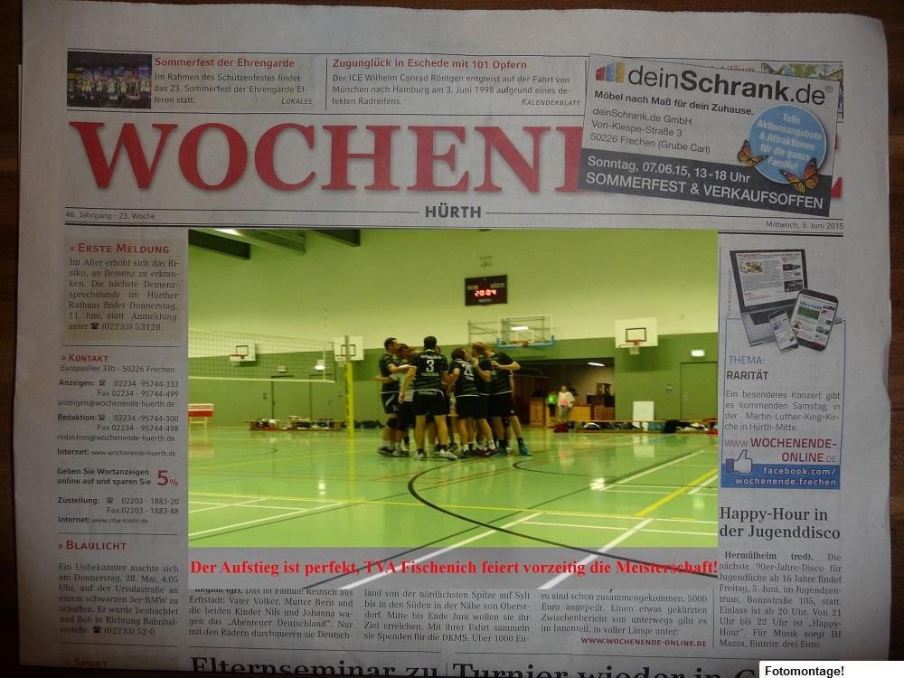 In der Presse wie die Weltmeister – so geht's! (Teil 3 von 3)