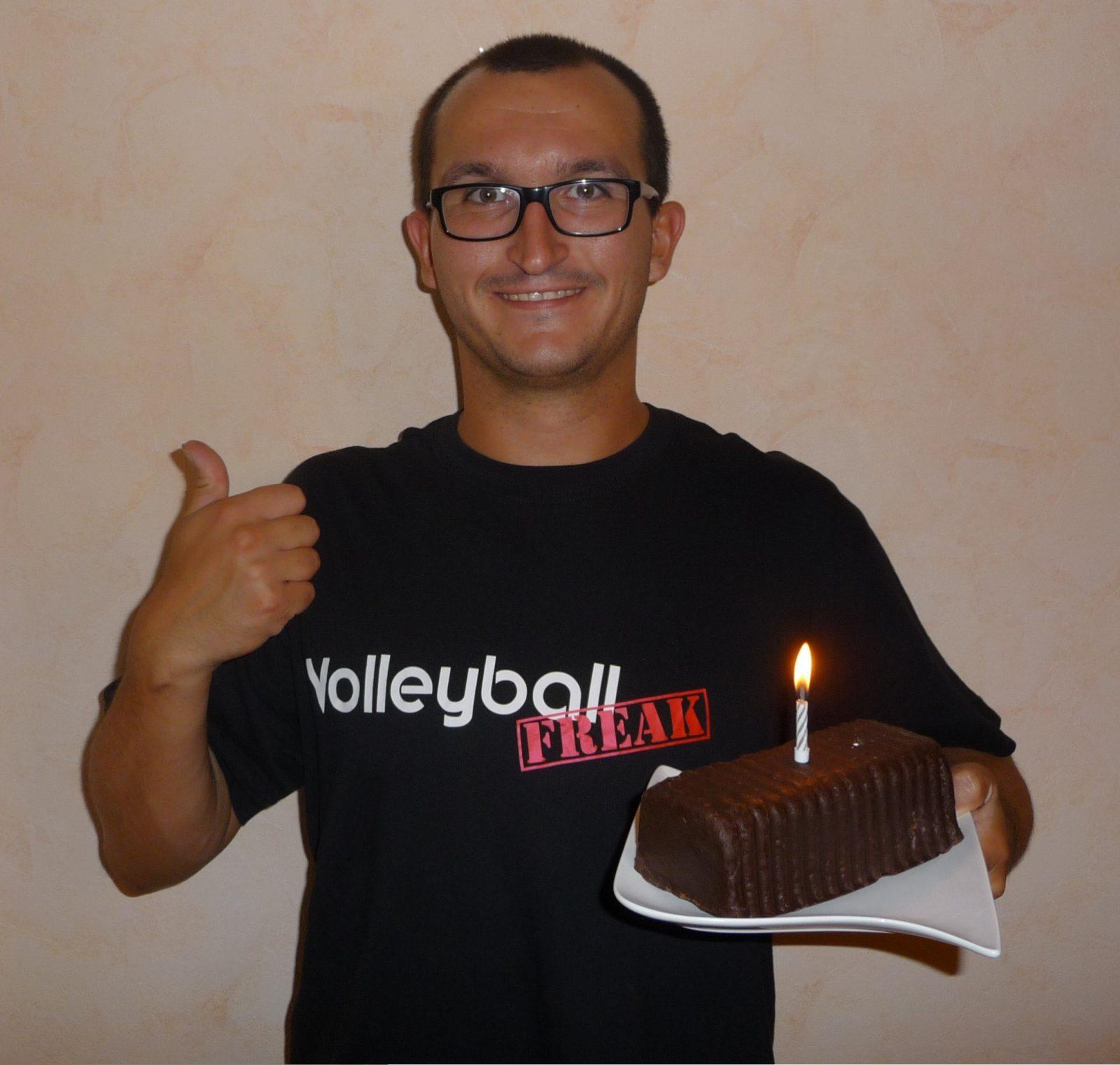 VolleyballFreak feiert 1. Geburtstag