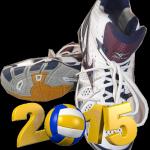 Der VolleyballFREAK stellt vor… Die neuen Volleyball-TOP-Schuhmodelle in 2015