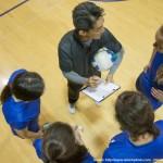 Volleyball-Trainer – Mädchen für alles!