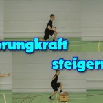 Ich kann fliegen! – Steigerung der Sprungkraft im Volleyball