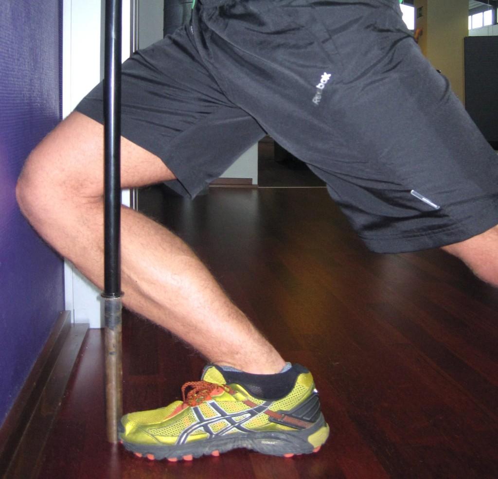 sprunggelenkbeweglichkeitstest