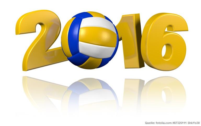 Volleyball- und Beachvolleyballtermine 2016