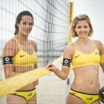 Beach Nationalteam Laura Ludwig/Kira Walkenhorst