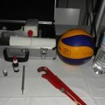 Ballreparaturservice für Volleybälle und Beachvolleybälle