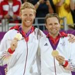 Ex Beach Nationalteam Julius Brink / Jonas Reckermann: Unsere Gold-Jungs