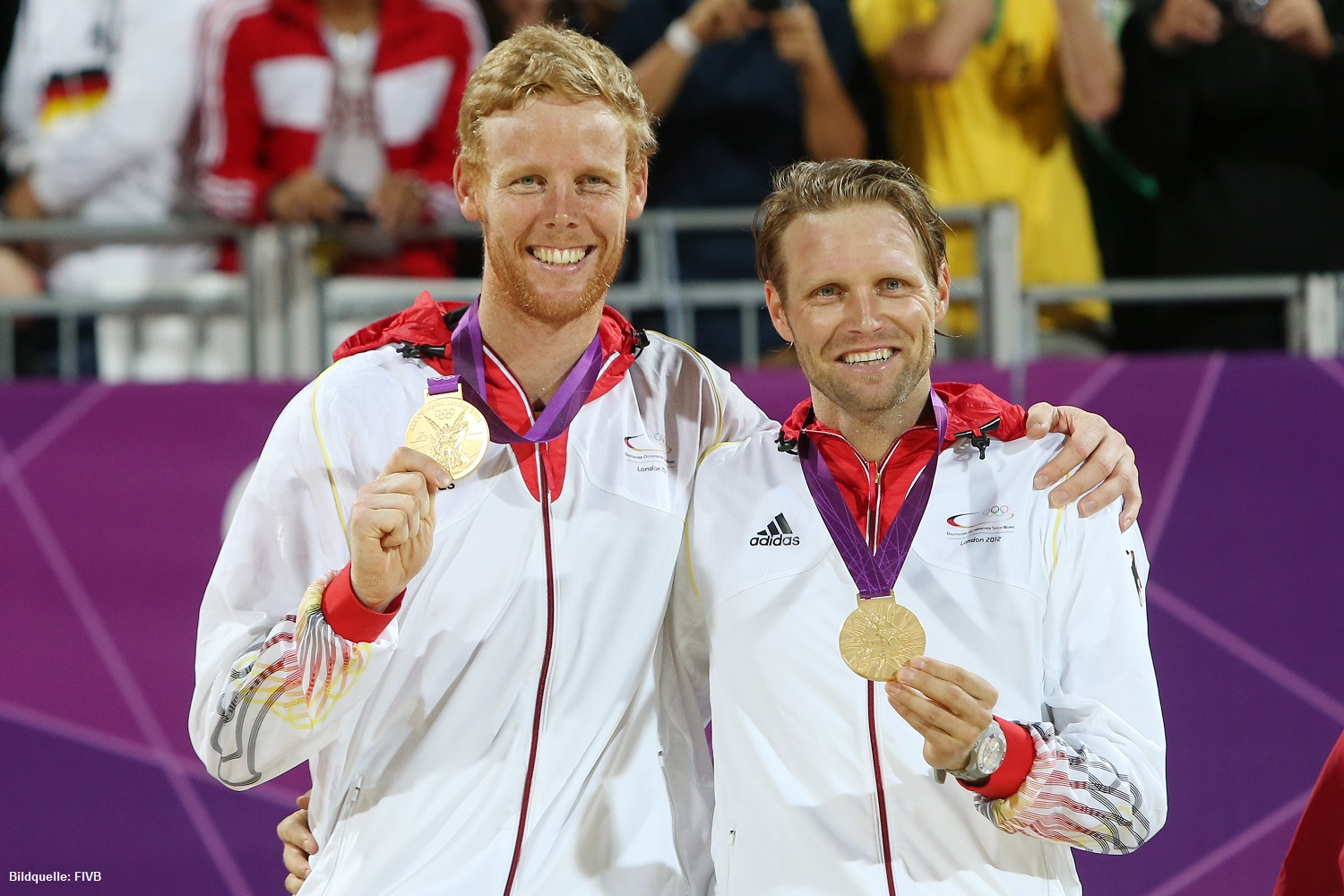 Ex Beach Nationalteam Julius Brink / Jonas Reckermann: Unsere Gold-Jungs