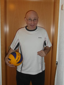 Frank Kannegießer - Inhaber des Ballerapaturservice für Volleyball und Beachvolleyball