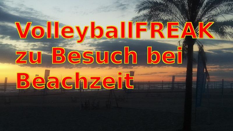 Ein Besuch im Beachvolleyballcamp von Beachzeit in Spanien
