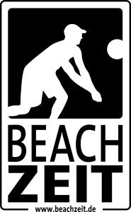 Logo vom Organisator Beachzeit
