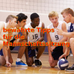 bewährte Tipps zur Durchführung von Mannschaftssitzungen