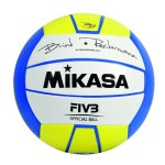 Das Foto zeigt den Beachvolleyball Mikasa Brink Reckermann (limited-edition).