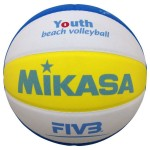 Das Foto zeigt den Beachvolleyball Mikasa SBV Youth Beach