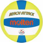 Das Foto zeigt den Beachvolleyball Molten MBVBA Beach Attack