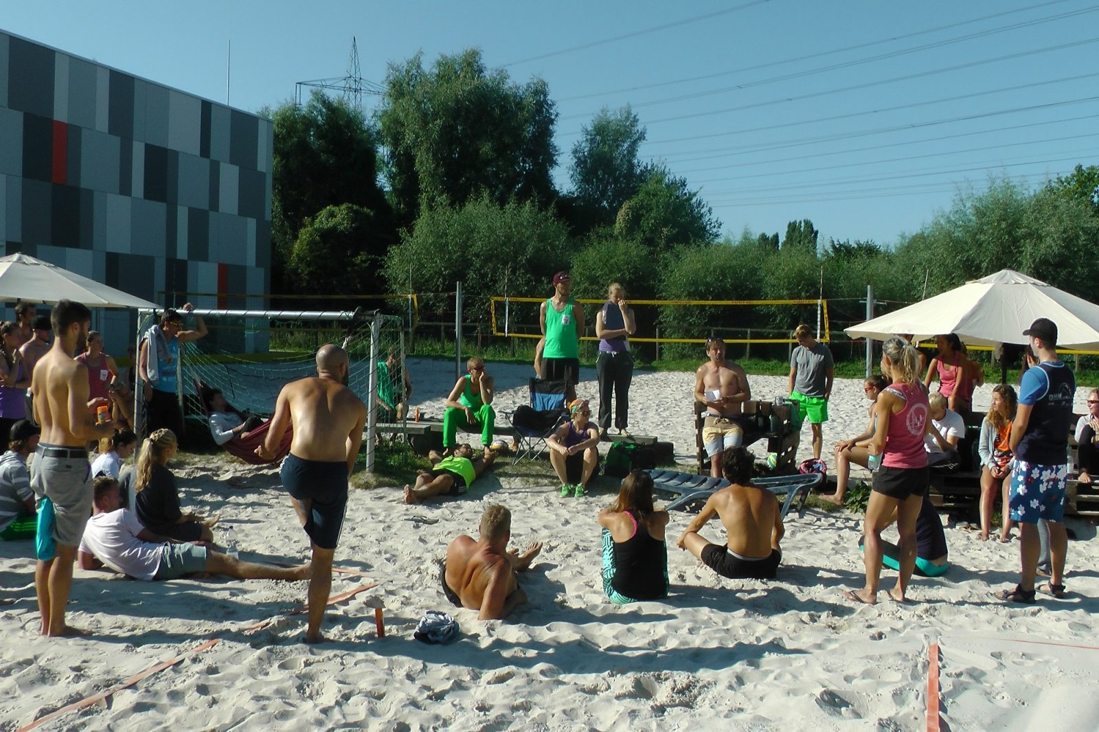 Beach Volleyball Camp Do-it-yourself - Volleyballfreak