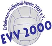 Vereinslogo des Erkelenzer Volleyballvereins 2000