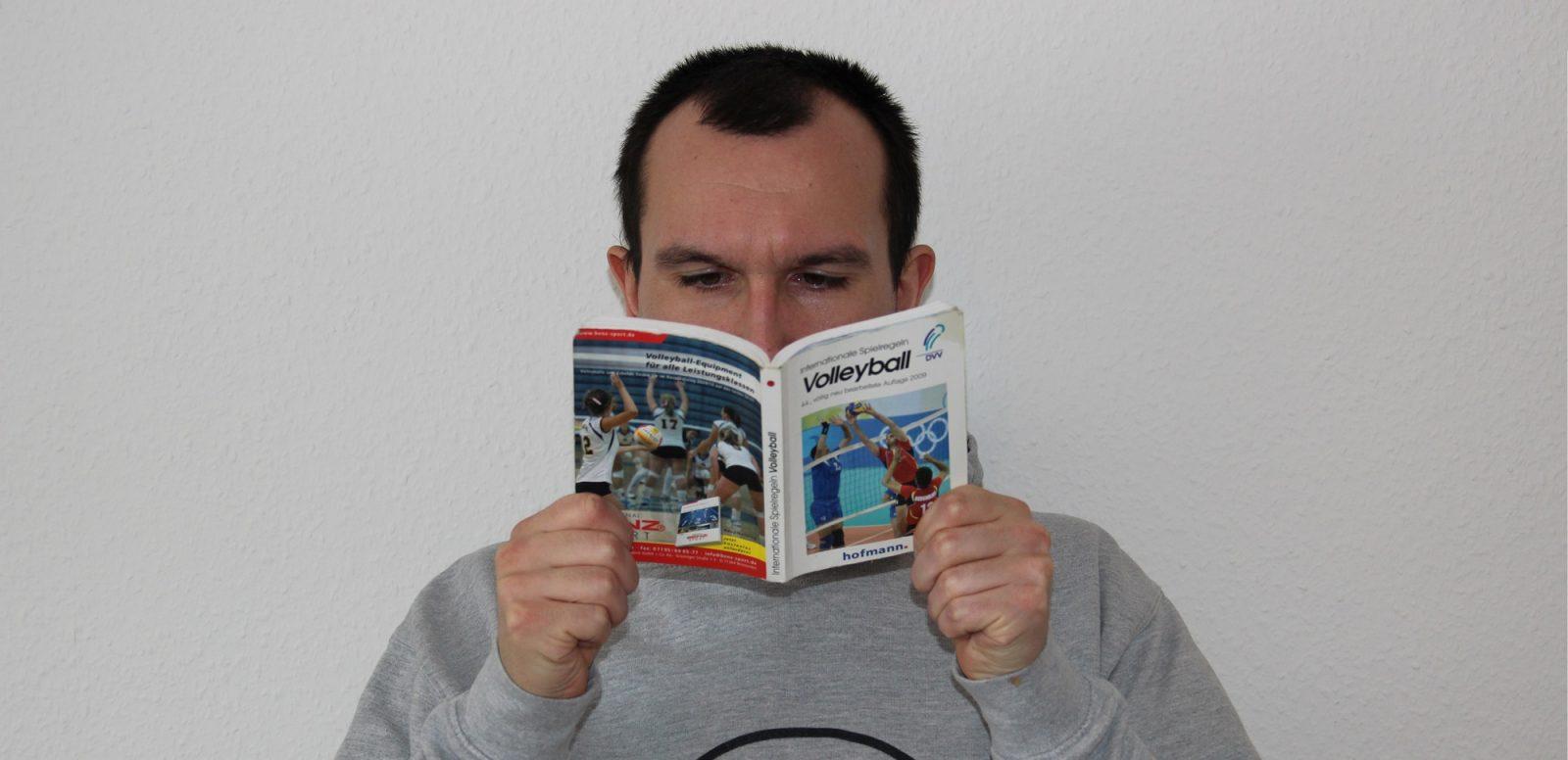Volleyball Regelbuch für Internationale Spielregeln