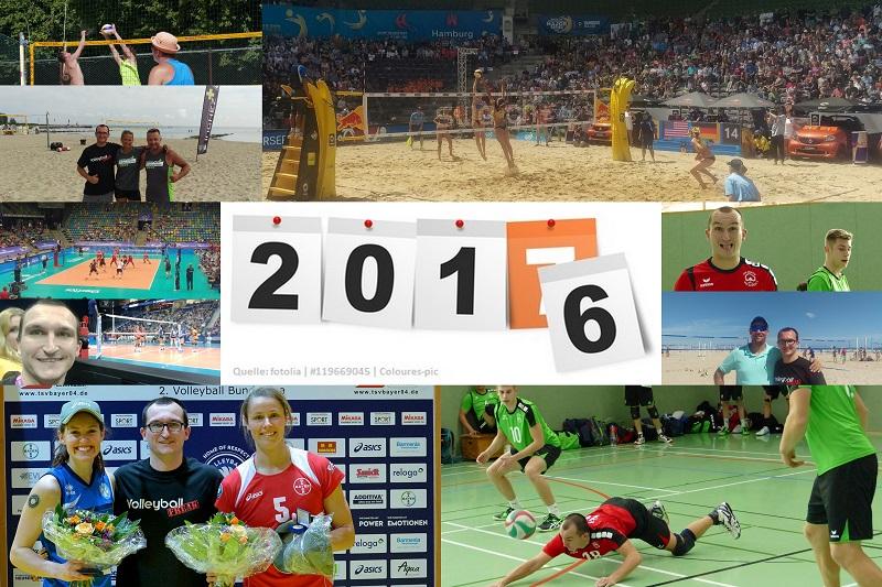 Adiós, 2016 – der VolleyballFREAK im Jahresrückblick