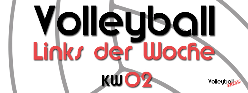 Volleyball ist sexy, Trainerausbildung online, Pokalfinale im Ausland, Giovanni Guidetti, Stelian Moculescu, Kira Walkenhorst, United Volleys in Europa – Volleyball Links der Woche