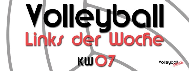Beachvolleyball Start in 2017, Fußballer im Sand, Der unglaubliche Giani, Kronseder verlässt Vilsbiburg – Volleyball Links der Woche
