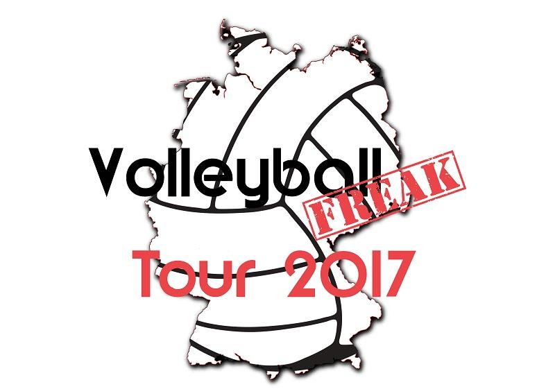 VolleyballFREAK Tour 2017