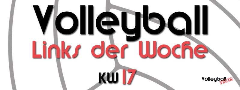 Gerüchteküche: Unterhaching und Innsbruck, Beachvolleyball: World Tour in Xiamen,  Beachvolleyball: World Tour mit Problemen, Volleyball Bundesliga Finalspiele – Volleyball Links der Woche