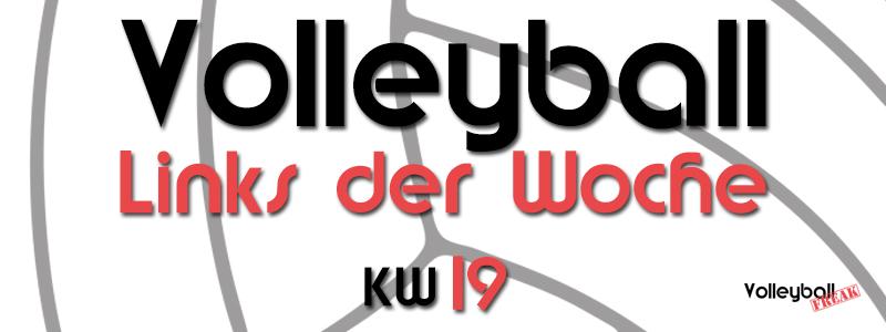 Berlin: Alter und neuer deutscher Meister, Phänomenaler Tour-Auftakt in Münster, Schmetterlinge starten in die Vorbereitung, Bundestrainer Giani bereitet Männer vor, Bundesliga Wechselbörse im vollen Gange – Volleyball Links der Woche