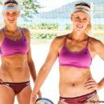 Beach Volleyball Nationalteam Karla Borger/Margareta Kozuch