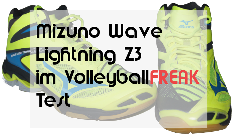 Mizuno Wave Lightning Z3 Mid im Test