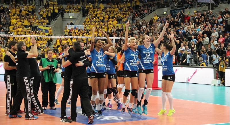 Utopische Transfersummen im Spitzenfußball als Chance für den Volleyball?!
