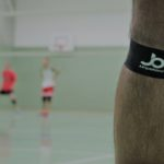 VolleyballFREAK testet Jumperband bei Patellaspitzensyndrom