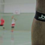 VolleyballFREAK testet Jumperband bei Patellaspitzensyndrom