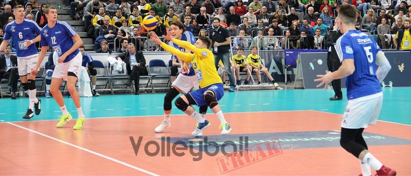 Endlich! Der Grund, warum Volleyball nix kann.
