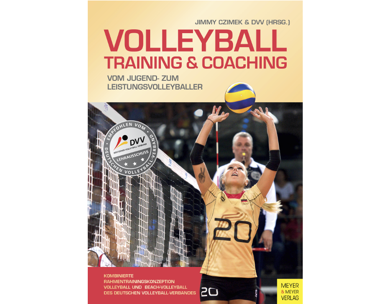 VolleyballFREAK Rezension zu Volleyball Training & Coaching – Vom Jugend- zum Leistungsvolleyballer