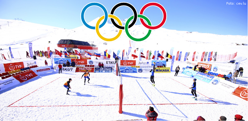 Petition: 2022 Snow Volleyball goes Winter Olympics in Beijing