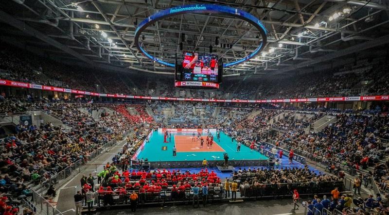 Fotogalerie zum DVV-Pokalfinale 2018