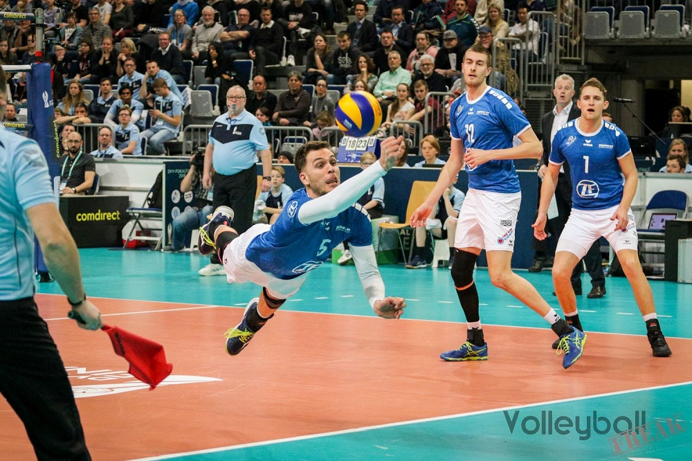 Die Volleyball-Bundesliga (VBL)