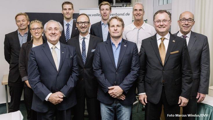 Pressemitteilung: Paukenschlag beim DVV: Präsident und 5 weitere Vorstände treten zurück!!!