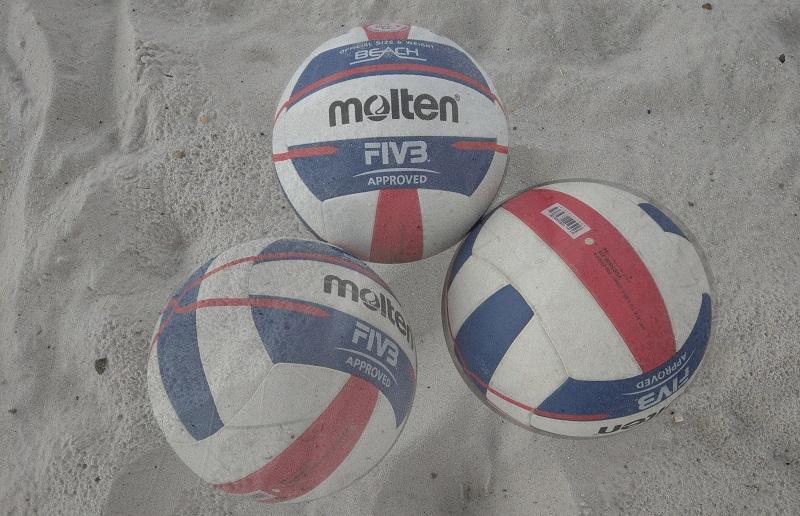 Desaster bei der Einführung des neuen Molten Beachvolleyballs V5B5000