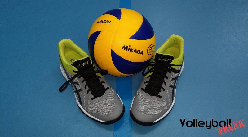 Testbericht der asics GEL Tactic Volleyballschuhe