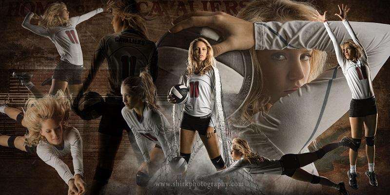VolleyballFREAK-TIPPS für kreative Spielerportrait-Fotos Teil 1