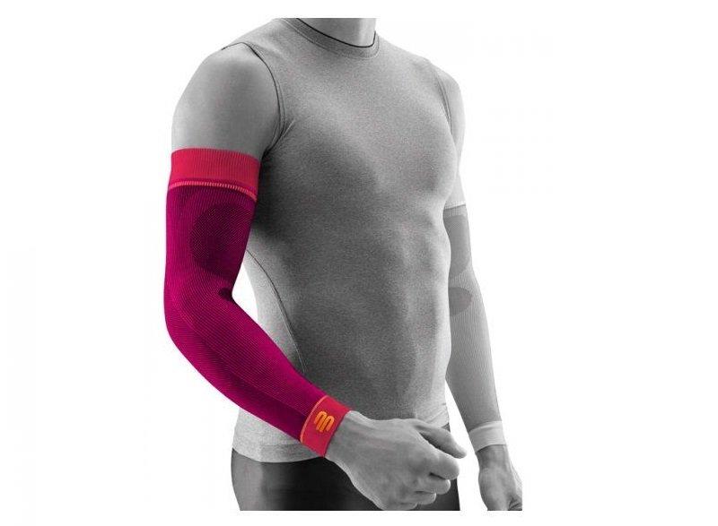 Getestet: Sports Compression Sleeves Arm von Bauerfeind