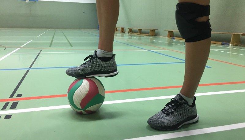 VOLLEYBALLSCHUHE VON ADIDAS - Volleyballfreak