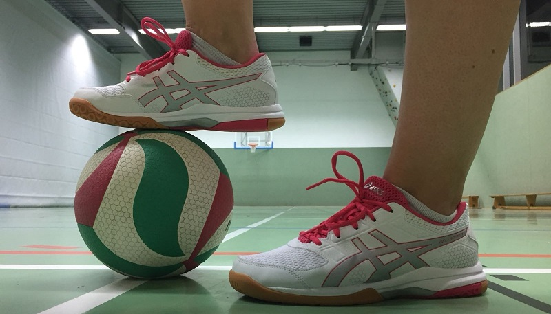 Testbericht zum Asics Gel-Rocket 8 Volleyballschuh - Volleyballfreak