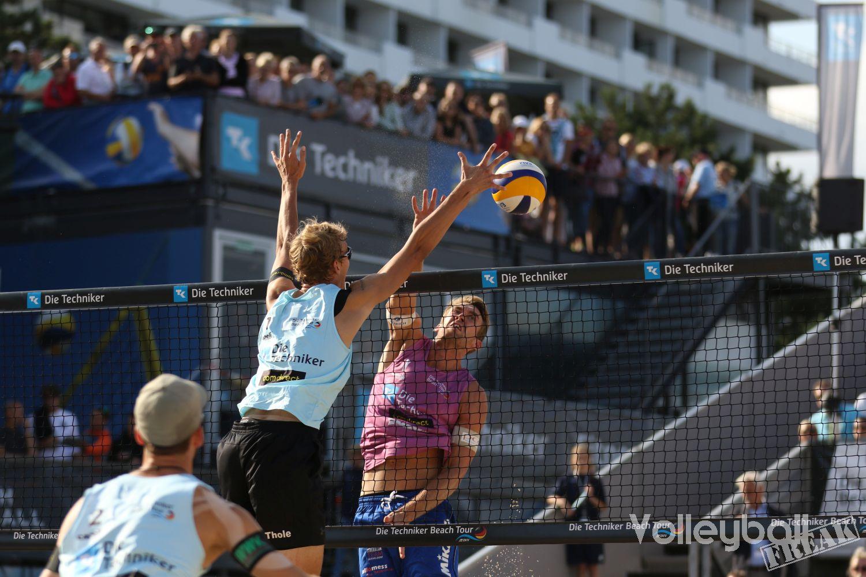Beachvolleyball wird ab 2022 NICHT im 3 gegen 3 gespielt